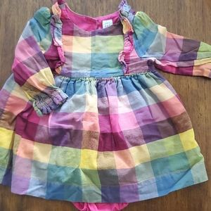 Gap dress with bloomers